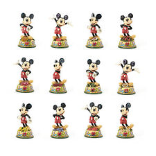 Mickey Mouse Disney Figurines, Figures & Groups (1968-Now)