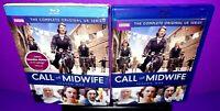 Call the Midwife: Season One (Blu-ray Disc, 2012, 2-Disc Set) B576