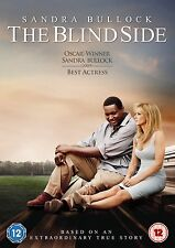 THE BLIND SIDE (Sandra Bullock)  DVD - REGION 2 UK