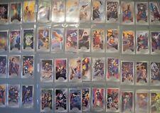 Superman: Man of Steel Platinum Series Premium Edition SkyBox Trading Cards