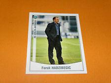 4 FARUK HADZIBEGIC ACA ARLES AVIGNON PANINI FOOT 2011 FOOTBALL 2010-2011