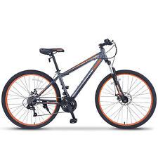 """27.5"""" Mountain Bike Hybrid Bike 21 Speeds Hardtail Suspension Bicycles Shimano"""