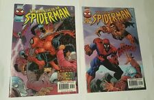 the spectacular spider-man # 243 , 244