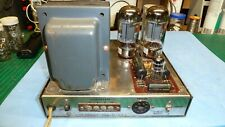 (1) DYNACO MK-III TUBE AMPLIFIER  - VERY NICE CONDITION AND TESTED