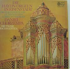 DIE HAYDN-ORGELN IN EISENSTADT ORGELKONZERTE DANIEL CHORZEMPA  2-LP BOX (d680)