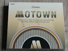 Classic Motown (2015) - A New 3 CD Set - In Wrappers