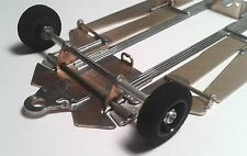 Slot car chassis retro 1/24th Bartos chassis JKX25R now with BB fronts  BRP