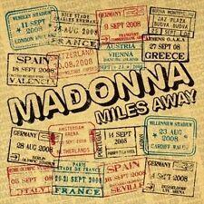 MADONNA MILES AWAY [SINGLE] NEW VINYL RECORD