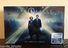 X-Files Seasons 1-10 Complete Collection with event series (Bilingual) [Blu-ray]