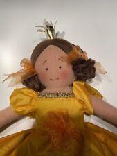 topsy turvy doll upside down