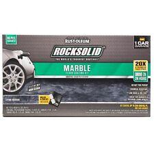 Rust-Oleum 306320 RockSolid Marble Floor Coating Kit industrial grade Stone O...