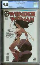 WONDER WOMAN #154 CGC 9.8 WHITE PAGES
