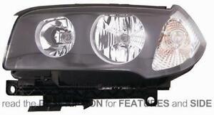 LHD Headlight Bmw X3 2004-2006 Left Side 710301210203