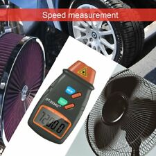 New Mini LCD Display Digital Laser Optical Tachometer Wide Range RPM Measurer IS