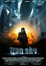 Iron Sky Movie Poster 24in x 36in