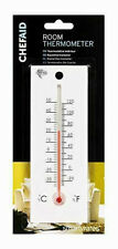 Chef Aid Room Thermometer Carded Monitoring Temperature Indoor Outdoor Use New