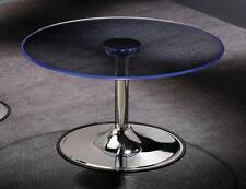 Transitioning 6 Color LED Coffee Cocktail Table with Glass Top by Coaster 701498