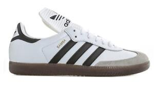 Adidas Originals Samba Classic Og mens Trainers BZ0225 Leather made in Germany