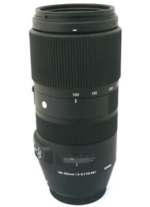 SIGMA C 100-400mm For Canon  From Japan