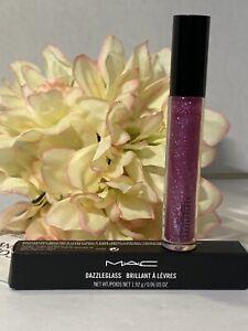 MAC Dazzleglass Lip Lipgloss Stick - Stop Look - 0.06 OZ New in Box - Authentic