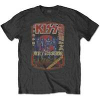 Kiss Destroyer Tour '78 Official Merchandise T-Shirt M/L/XL - NEU