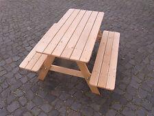 Gartenbank holz mit tisch  Garten-Garnituren & -Sitzgruppen aus Holz | eBay