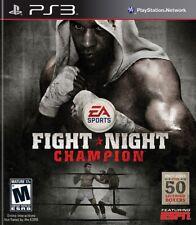 Fight Night Champion PS3 (Leer Descripción)