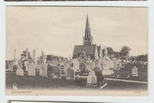 Early Postcard The Cemetery, Ely