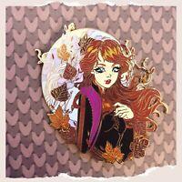 Disney Anna Princess of Arendelle Fantasy Pin LE 70; Frozen 2