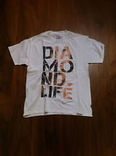 "Diamond Supply Co ""Cassie"" Limited Edition T-shirt very RARE SOLD OUT"