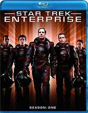 Star Trek: Enterprise - The Complete First Season (Blu-ray 6 disc) NEW