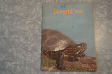 Reptiles By Bertha Morris Parker 1959 book. Oxford School. Free Shipping!