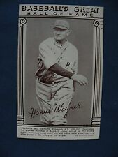 Exhibits Honus Wagner Pittsburgh Baseball Greats Hall of Fame MLB 31517111