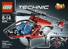 Lego 8046 *****Rare and Hard to Find **** Technic Helicopter 2 in 1  BNISB