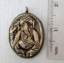 Tibet Tibetan Buddhist Amulet Lord Ganesh