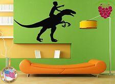 Wall Stickers Vinyl Decal Nursery Boy Dinosaur Animals For Kids ig804