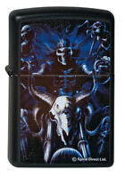 Zippo ride or Die, SPIRAL DIRECT collect. SALTO 2008