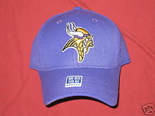 Minnesota Vikings baseball cap - purple NWT