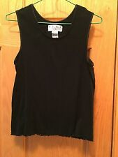 REAL COMFORT RIBBED TANK TOP - SIZE M - PRE-OWNED - EUC