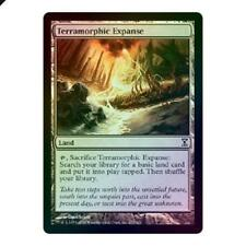 Magic the gathering Terramorphic Expanse Time Spiral (Foil)