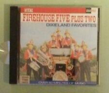 firehouse five plus two  DIXIELAND FAVORITES     CD