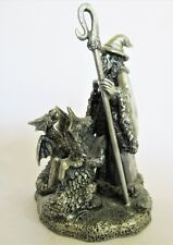 More details for myth & magic wizard figurine 'the choristers'. christmas 2002 special issue