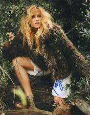 BRIT MORGAN SIGNED 8x10 PHOTO TRUE BLOOD In Person Hand Signed Autograph COA