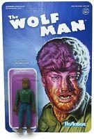 Super7 / Reaction Universal Monsters Wolf Man Werewolf Action Figure (NEW!)