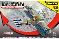 MIRAGE HOBBY 481401 1/48 Schusta/Schlasta 27b Halberstadt CL.II