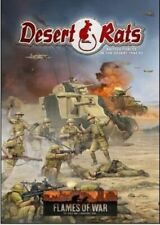 Fow-fw241 - Flames of War Desert Rats Army Book