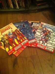 AVENGERS MARVEL LOT IMPORTANT