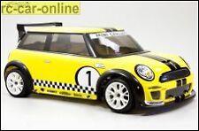 FG SPORTSLINE mit Cooper Karosserie Rc-car