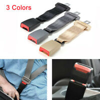9'' Universal Safety Seatbelt Extender Extension Car Seat Lap Belt Buckle Baby