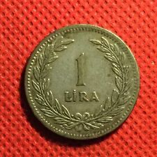 Turkey; 1947; Lira; KM-883; I Graded It MS; #297